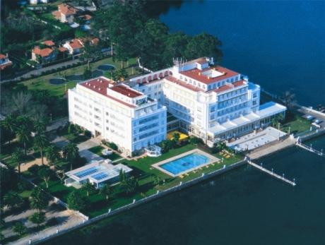Thermen web de turismo concello do grove for Hotel luxury la toja